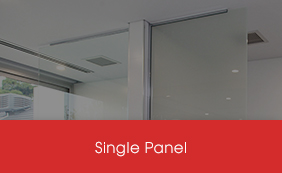 Semi-Frameless Single Panel Screens
